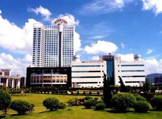 Empark Grand Hotel Fuzhou - Fuzhou - Edificio