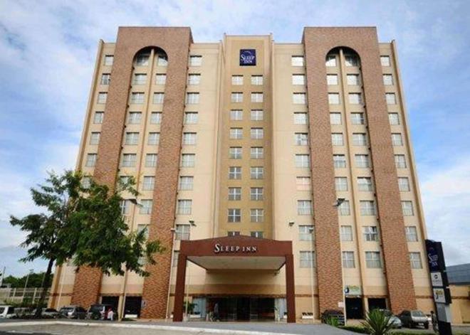 瑪瑙斯斯利普酒店 - 瑪瑙斯 - 馬瑙斯 - 建築
