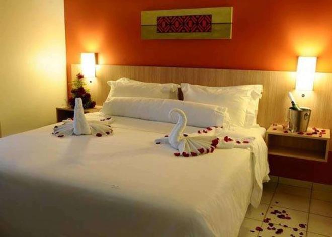 Sleep Inn Manaus - Manaus - Bedroom