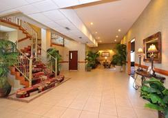 Best Western Casa Villa Suites - Harlingen - Recepción