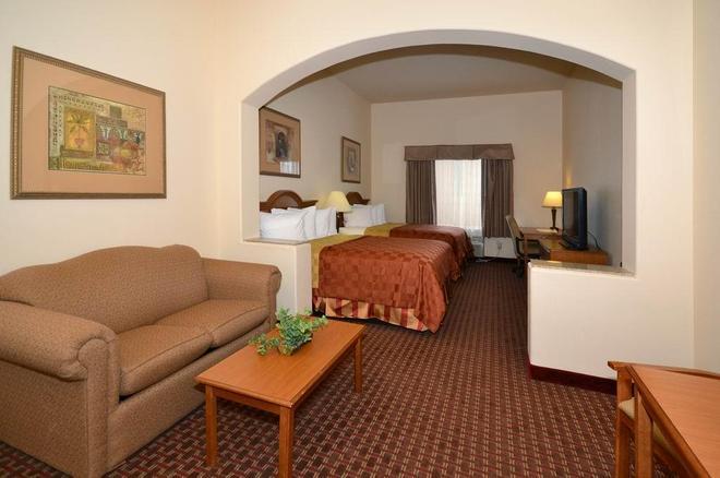 Best Western Casa Villa Suites - Harlingen - Habitación