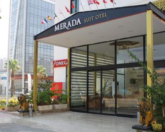 Merada Suit Otel - Mersin - Building