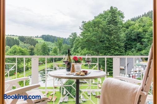 Romantik Wellnesshotel Deimann - Schmallenberg - Ban công