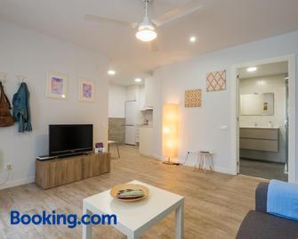 Apartamento Manent - Premià de Mar - Sala de estar