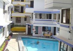 Alor Holiday Resort - Calangute - Pool
