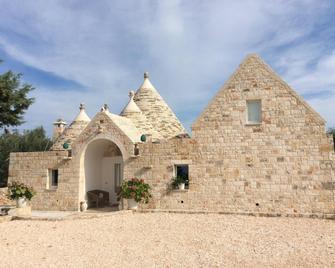 Marinella Suite Home - Locorotondo - Gebäude
