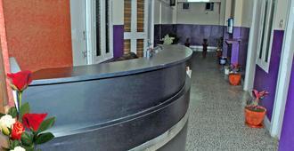 Elegant Guest House - Bengaluru - Front desk