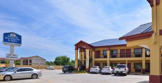 Americas Best Value Inn & Suites Houston Downtown - Houston - Rakennus