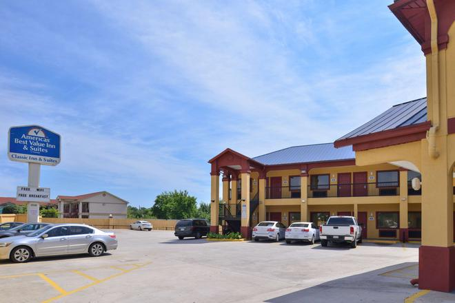 Americas Best Value Inn & Suites Houston Downtown - Houston - Building