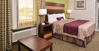 Americas Best Value Inn & Suites Houston Downtown - יוסטון - חדר שינה
