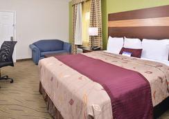 Americas Best Value Inn & Suites Houston Downtown - Houston - Bedroom