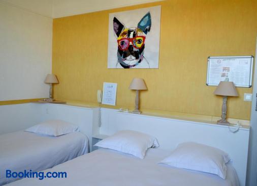 Hôtel Anne De Bretagne - Blois - Phòng ngủ