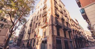Hotel Barbara - Barcelona - Gebäude