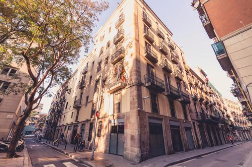 Hotel Barbara - Βαρκελώνη - Κτίριο