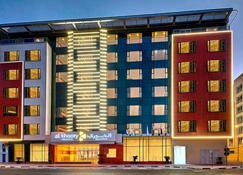 Al Khoory Atrium Hotel - Dubai - Building