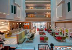 Al Khoory Atrium Hotel - Dubai - Lobby