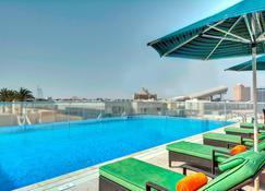 Al Khoory Atrium Hotel - Dubai - Pool