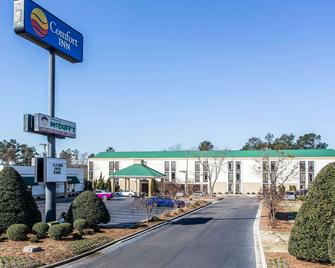 Comfort Inn Laurinburg - Laurinburg - Gebäude