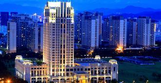 The Coli Hotel Shenzhen - שנג'ן - נוף חיצוני