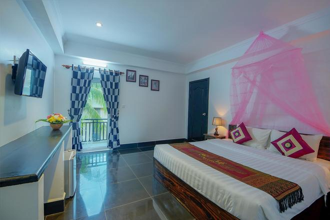 Rimong Boutique & Spa - Siem Reap - Bedroom