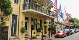 Andrew Jackson Hotel French Quarter - New Orleans - Edificio