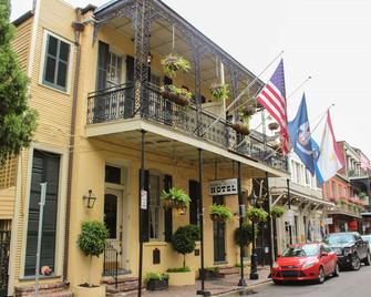 Andrew Jackson Hotel, A French Quarter Inns Hotel - New Orleans - Building