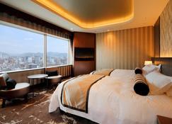 Hotel Monterey Himeji - Himeji - Bedroom