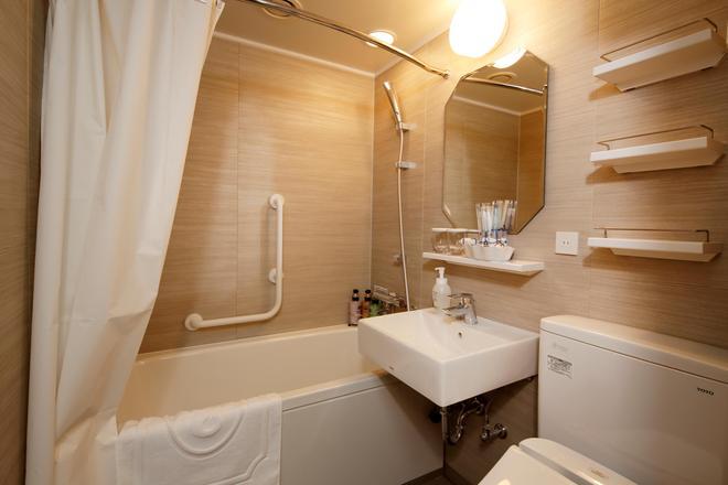 Hotel Monterey Himeji - Himeji - Kylpyhuone