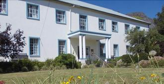 Franschhoek Travellers' Lodge - Hostel - Franschhoek - Gebäude