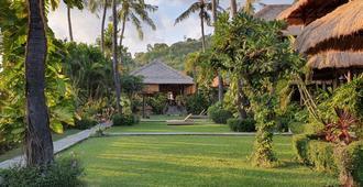 Coral View Villas - Amed - Utsikt