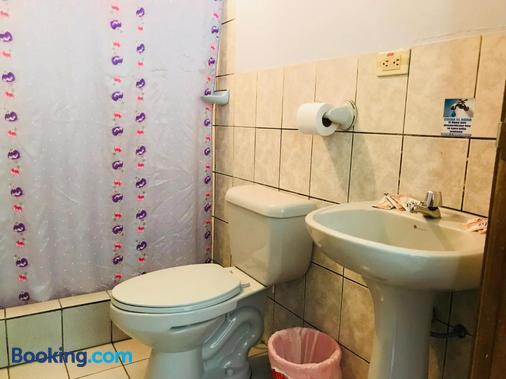 Hostal Princesa Maria - Banos (Tungurahua) - Bathroom