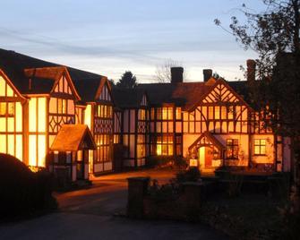 Caer Beris Manor - Builth Wells - Building