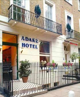 Adare Hotel - Λονδίνο - Κτίριο