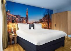 Swissôtel Amsterdam - Amsterdam - Bedroom