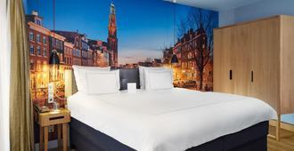 Swissôtel Amsterdam - אמסטרדם - חדר שינה