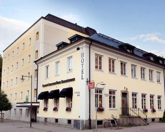 Clarion Collection Hotel Bergmastaren - Falun - Gebouw
