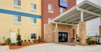 Comfort Inn & Suites Tulsa I-44 West - Rt 66 - Tulsa - Bygning