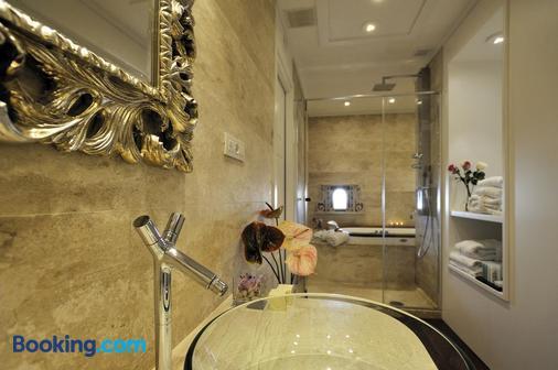 Villa Las Tronas Hotel & Spa - Alghero - Bathroom