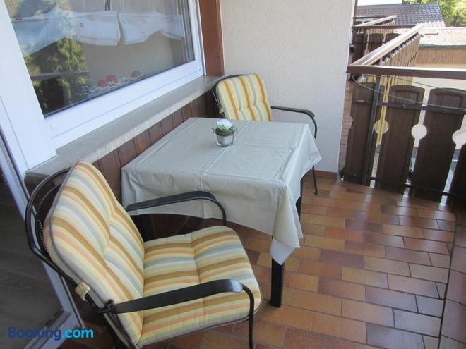 Haus Gisela - Bad Bellingen - Balcony