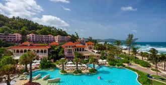 Centara Grand Beach Resort Phuket (SHA Plus+) - קארון