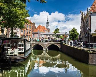 Amrâth Hotel Alkmaar - Alkmaar - Venkovní prostory