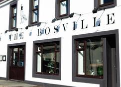 The Bosville - Portree - Building