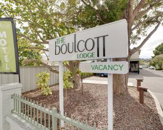 Boulcott Lodge - Lower Hutt - Вигляд зовні