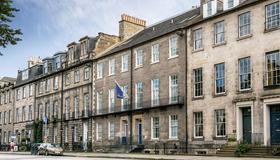 Edinburgh Central Queen Street - Edinburgh - Gebäude