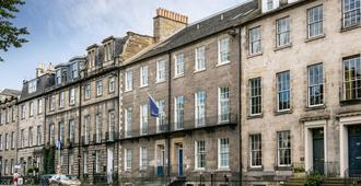 Edinburgh Central Queen Street - Edinburg - Gebouw