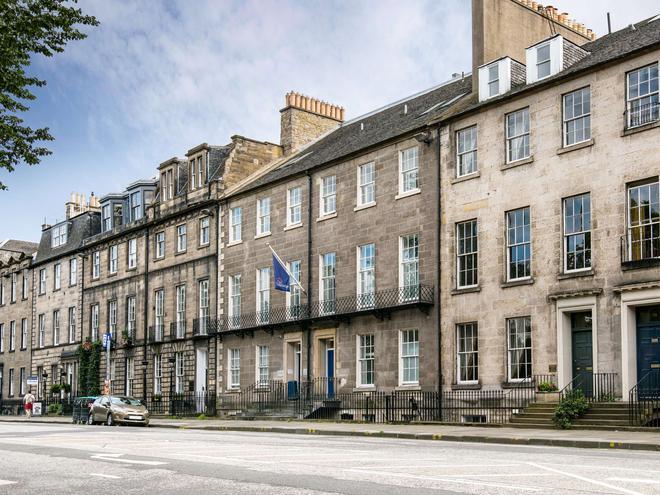 愛丁堡市中心皇后街 - 愛丁堡 - 建築