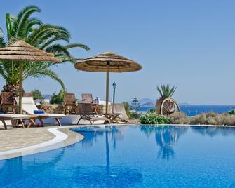 Kavos Boutique Hotel Naxos - Stelida - Zwembad