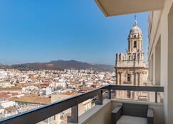 AC Hotel by Marriott Málaga Palacio - Málaga - Balkon