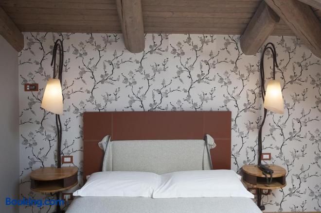 Hotel Langhe - Alba - Bedroom