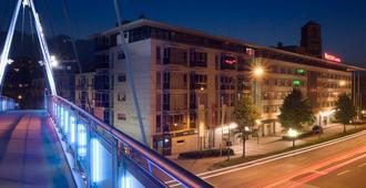 Mercure Hotel Plaza Essen - Essen - Byggnad